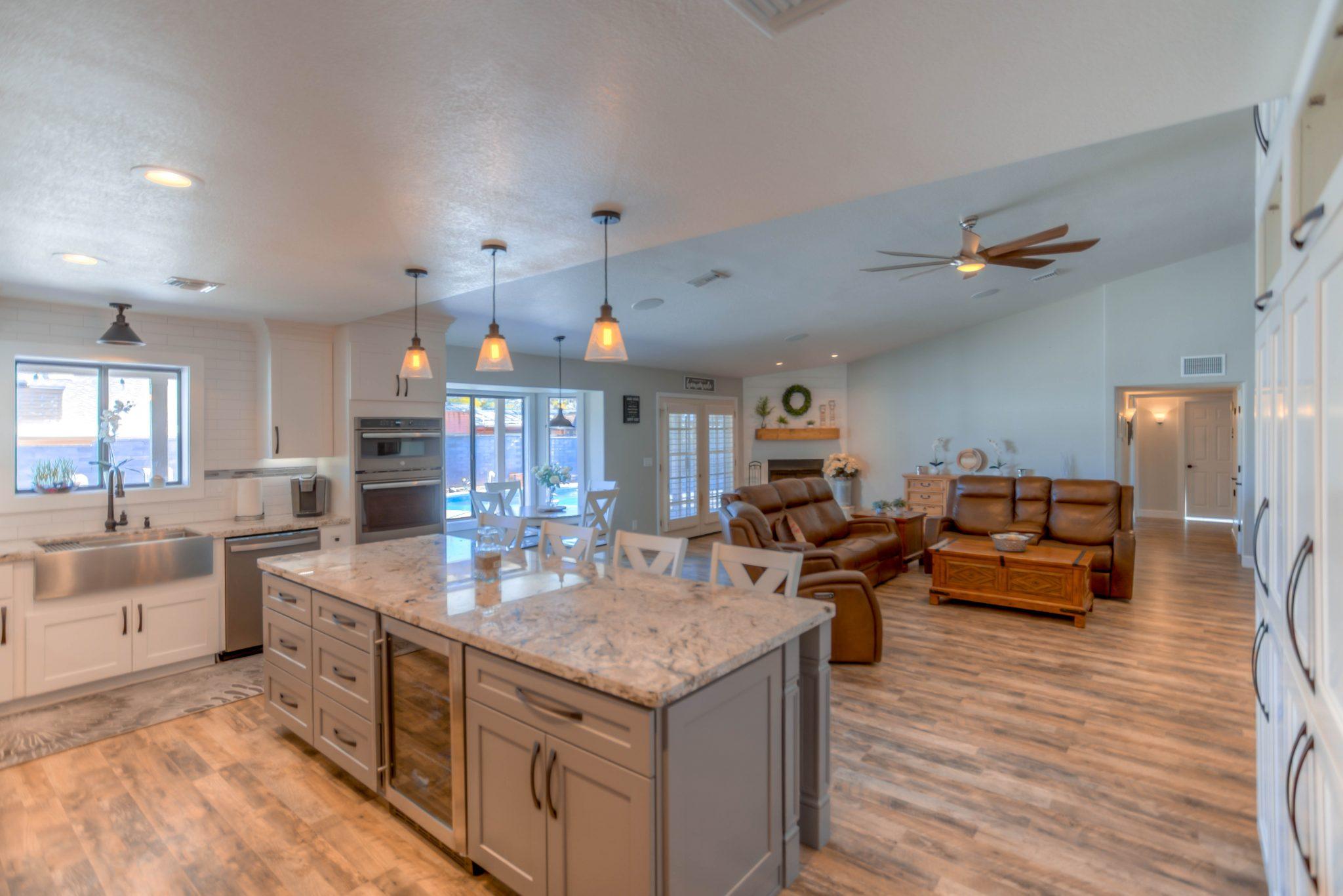 Remodeled Tucson Home