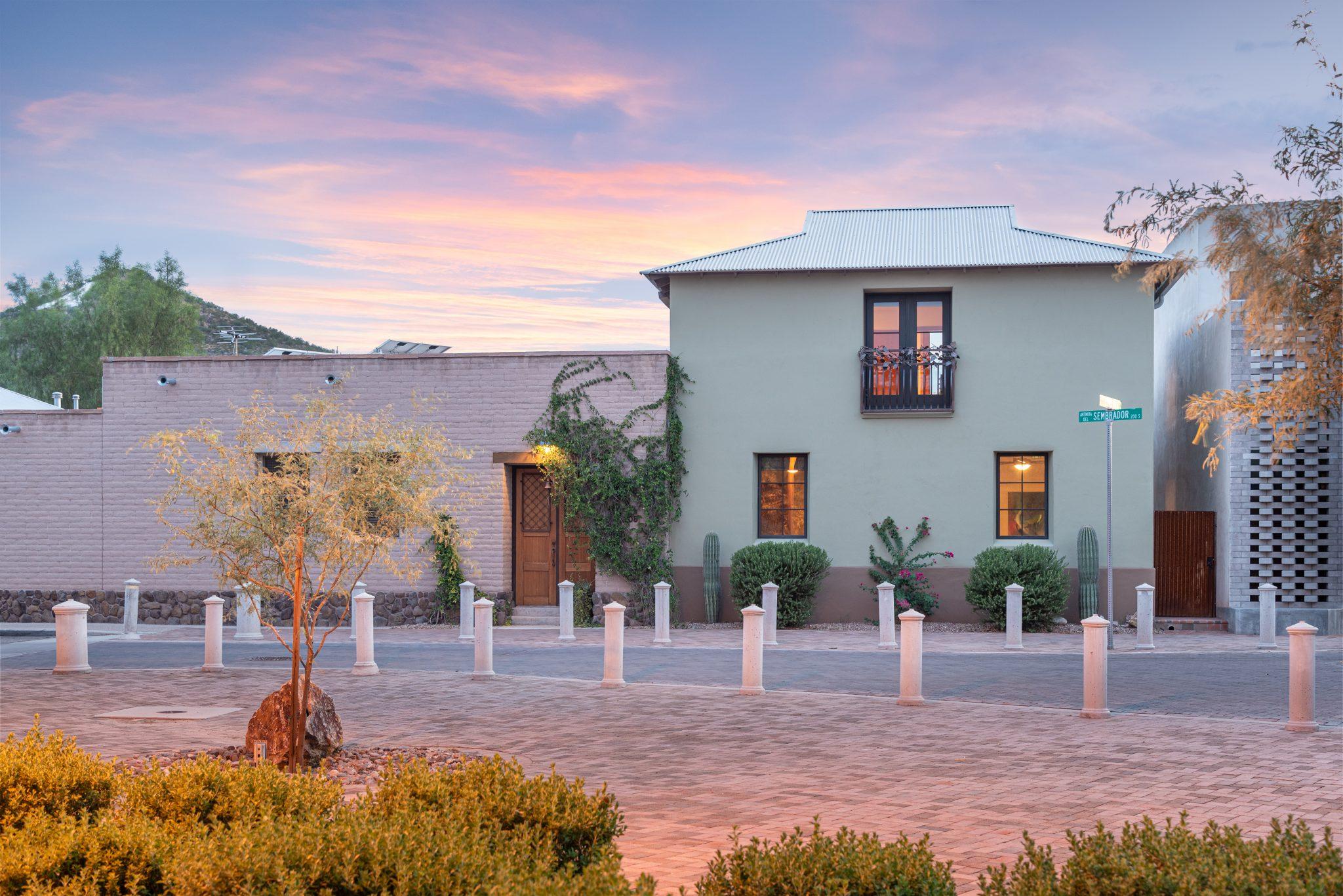 Custom Home For Sale Near Downtown Tucson AZ