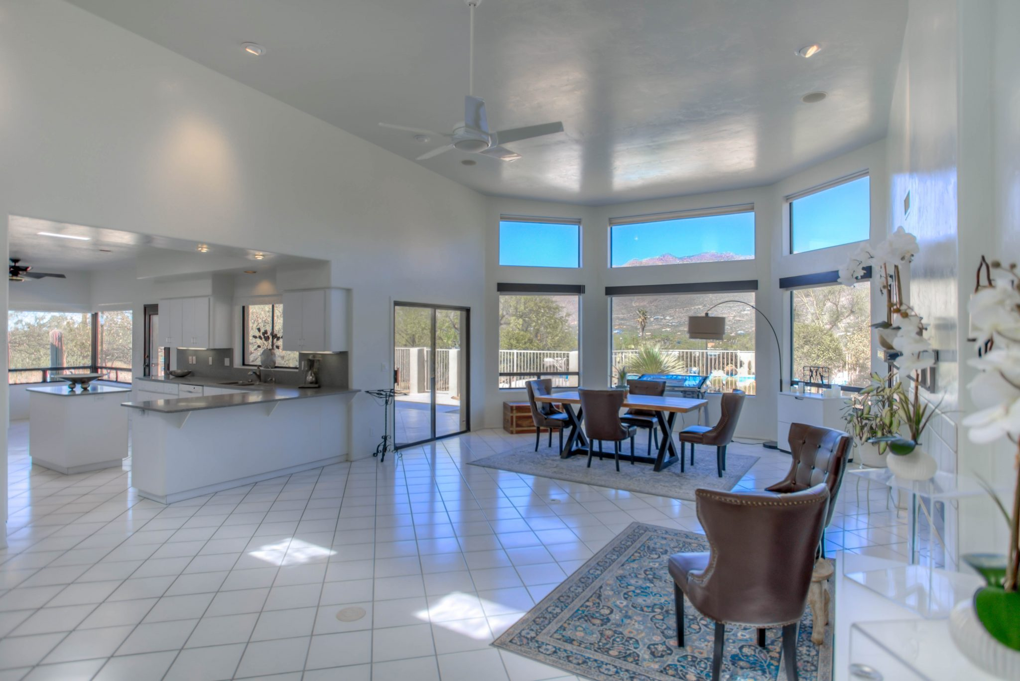 Contemporary Northeast Tucson Home
