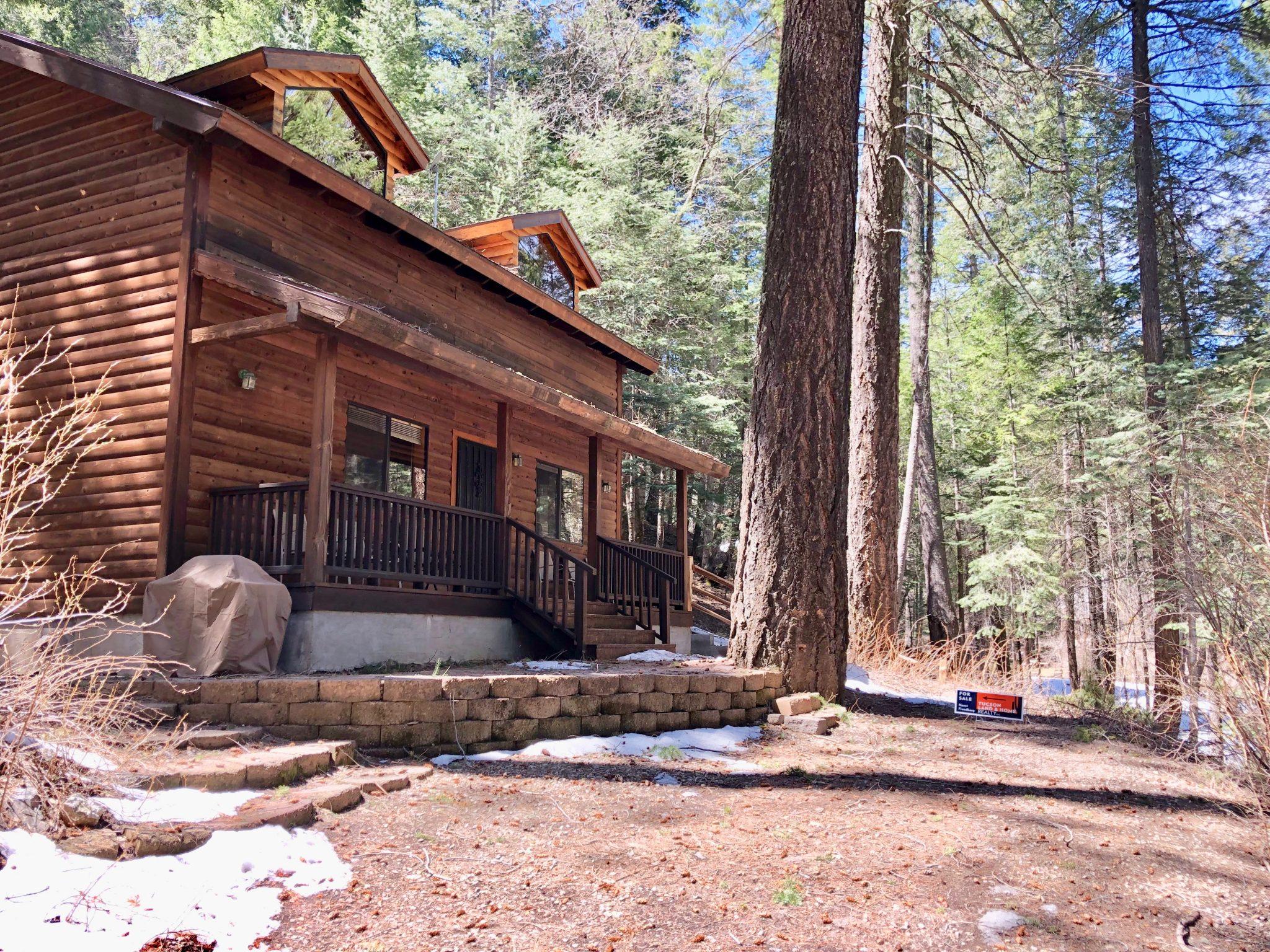 Mt Lemmon Cabin