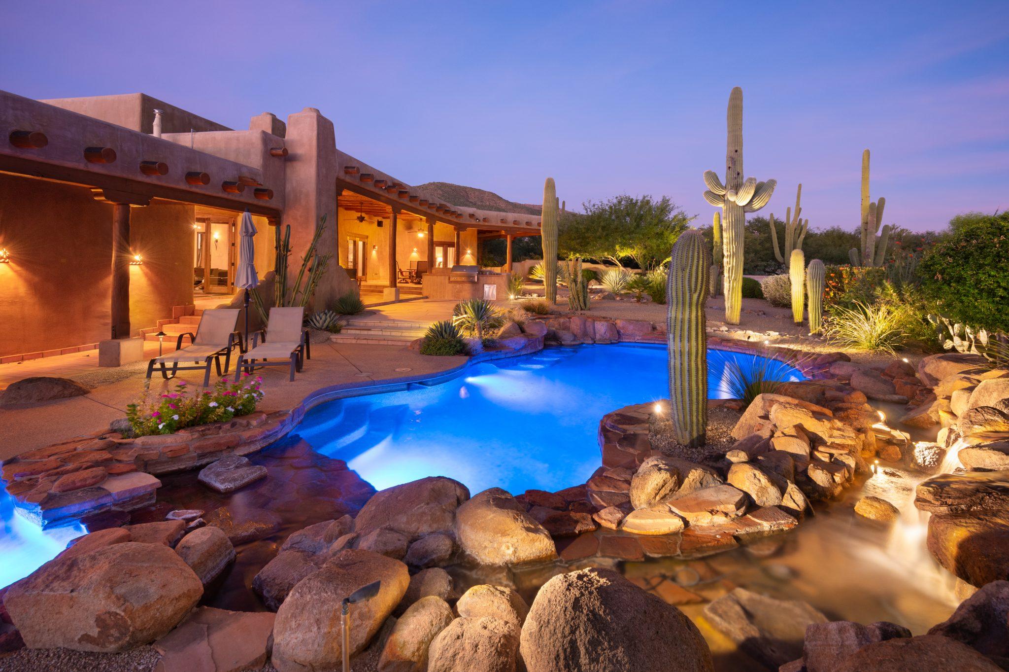 NE Tucson Ray Birch Santa Fe Home