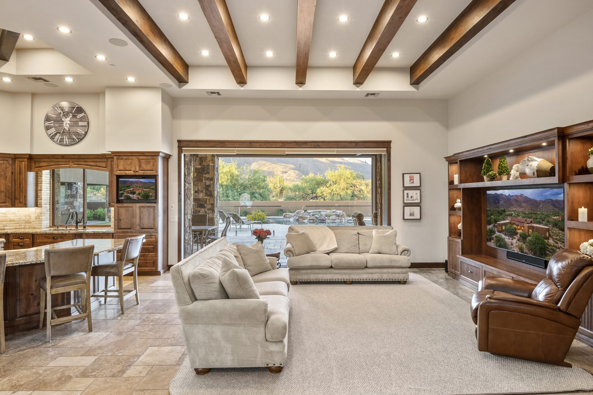 Northeast Tucson Foothills Home
