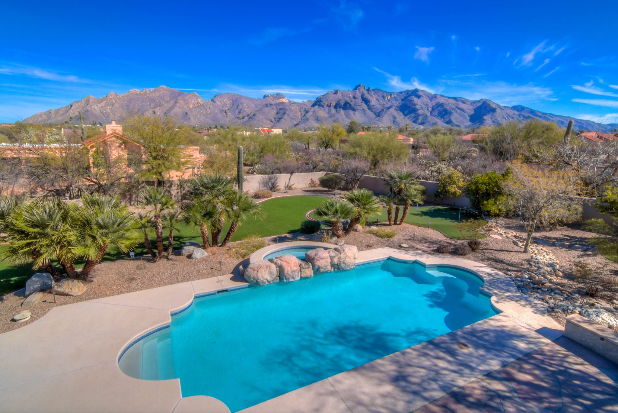 Shadow Hills Custom Home in the Catalina Foothills