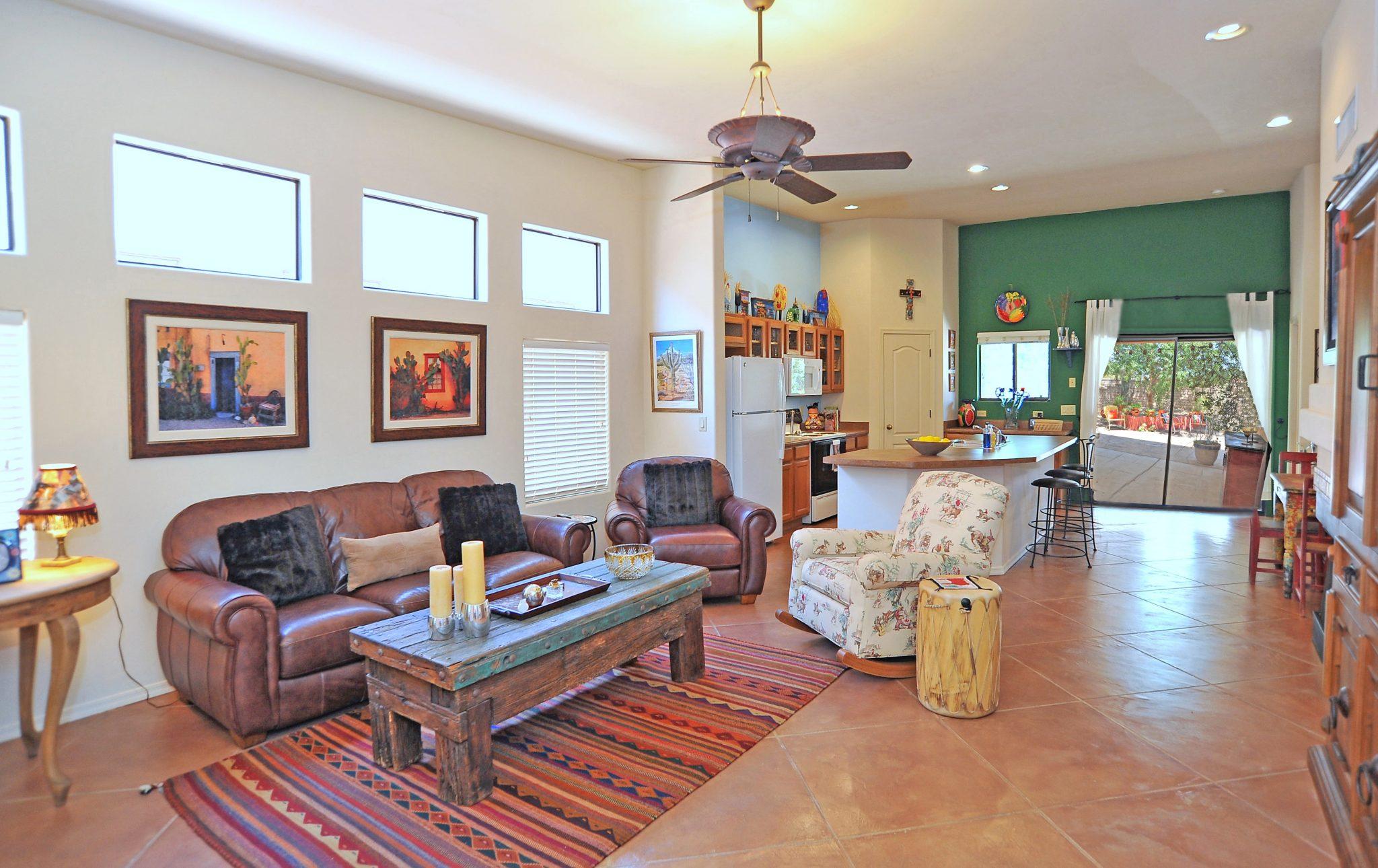 Tucson Barrio Style House – $241,715