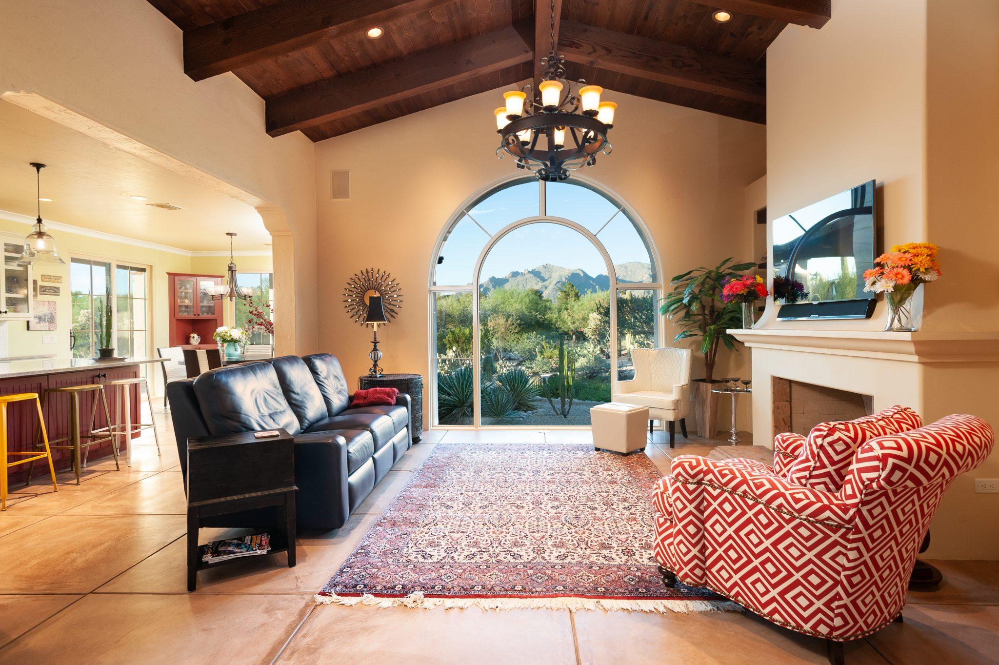 Tucson Catalina Foothills Custom Home