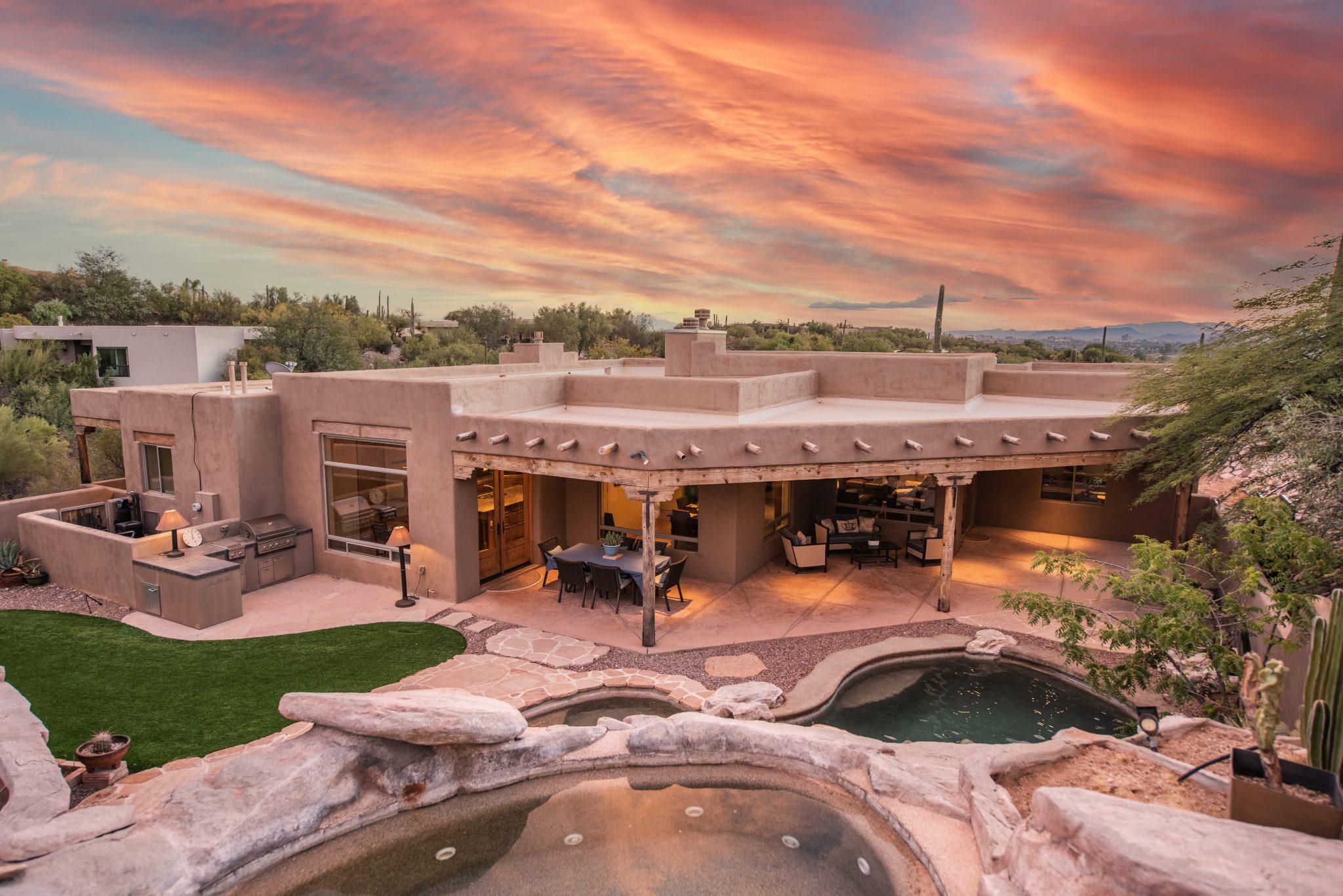Tucson Hacienda Del Sol Home