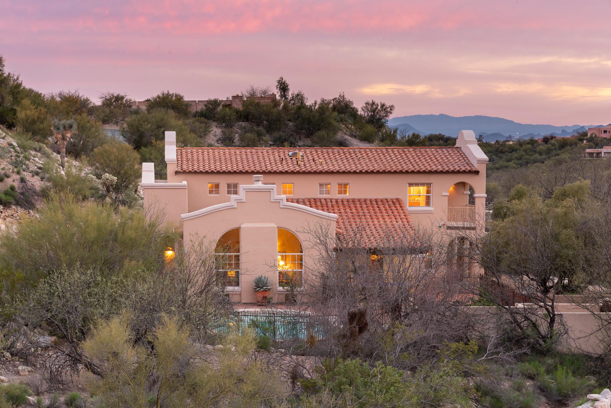 Catalina Foothills Custom Home