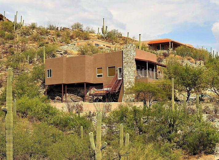 Tucson Vacation Winter Home