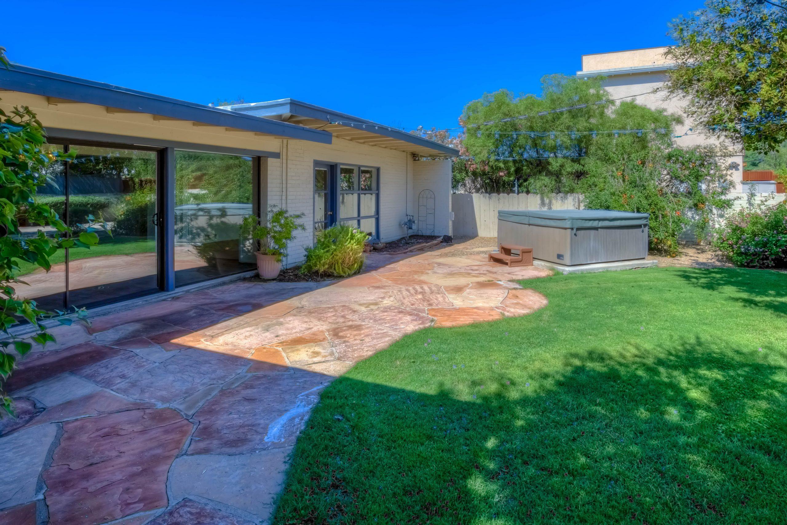 Historic Tucson Mid-Century Modern